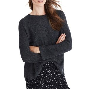 Madewell north road pullover sweater